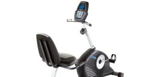 Weslo Pursuit CT 4.2 Recumbent Exercise Bike
