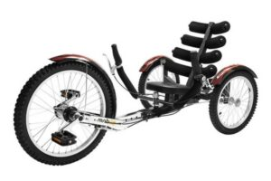 Mobo Shift Reversible Three Wheeled Cruiser (Adult)