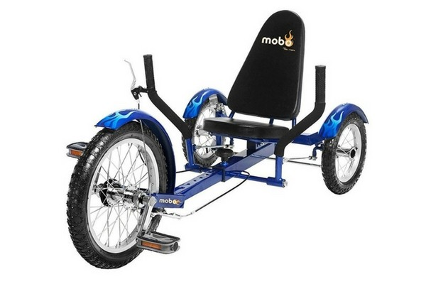 Mobo Triton Pro The Ultimate Three Wheeled Cruiser Trike (Adult)