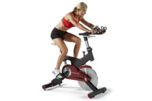 Sole Fitness SB700 Indoor Cycle Spin Exercise Bike