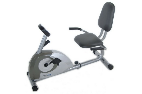 Stamina 1350 Magnetic Resistance Recumbent Exercise Bike