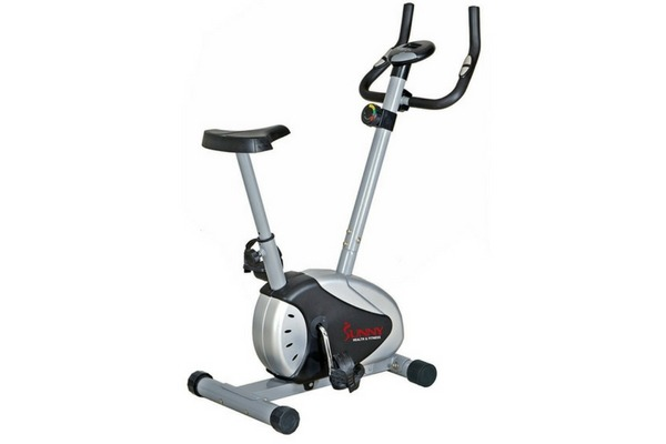 Sunny Health And Fitness Magnetic Upright Bike