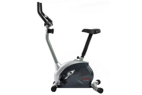 Sunny Health & Fitness Upright Magnetic Exercise Bike
