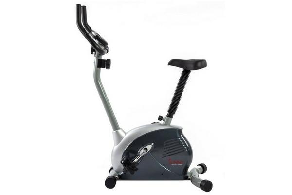 Sunny Health & Fitness Upright Magnetic Exercise Bike