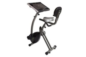 Stamina Wirk Ride Exercise Bike Workstation and Standing Desk