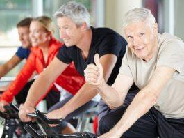 stationary exercise bike for seniors