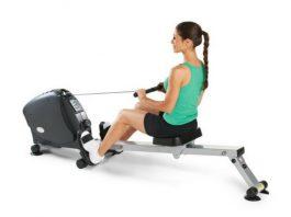 LifeSpan Fitness RW1000 Indoor Rowing Machine