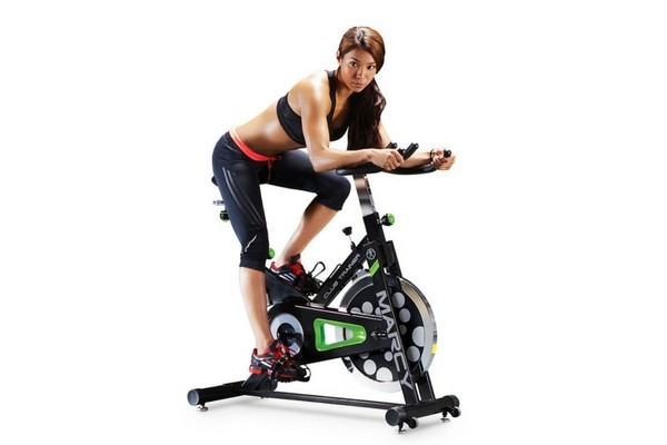 Marcy Classic Club Revolution Stationary Cycle Trainer XJ-3220