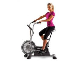 Marcy AIR-1 Exercise Upright Fan Bike