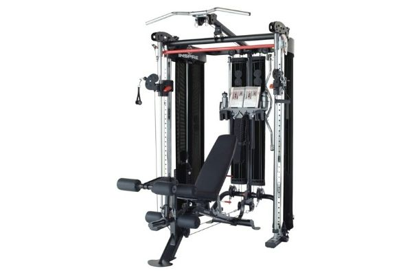 Inspire Fitness Ft2 Functional Trainer With Smith Machine Station And Bench, Ft1 Functional Trainer with Bench Home Gym Reviews