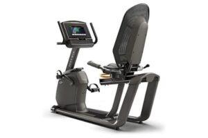 Matrix Fitness Matrix R50 Recumbent Bike with Xer Console