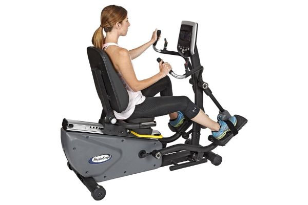 Top 3 HCI Fitness Exercise Bikes: Physiostep LXT Recumbent Linear Cross Trainer, Physiostep HXT Recumbent Semi-Elliptical, Physio Step MDX Recumbent Elliptical With Swivel Seat Reviews