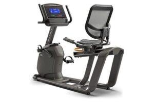 Matrix Fitness R30 Recumbent Bike/XR Console