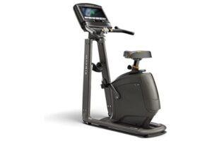 Matrix Fitness U30 Upright Bike with Xir Console