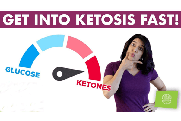 How to get into Ketosis fast? What is the fastest way to get into Ketosis? Does the keto diet lose weight fast? Get into Ketosis faster