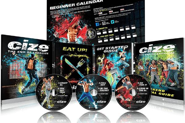 Shaun T Beachbody Cize Dance Workout Base Kit Reviews – Cize Workout Schedule And Results
