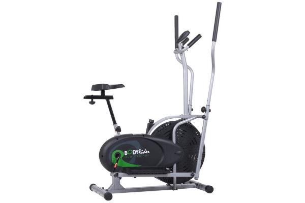 Best Body Rider Dual Trainer 2-in-1 Cardio Elliptical Trainer BRD2000 Reviews